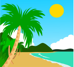 Beach clipart #5, Download drawings