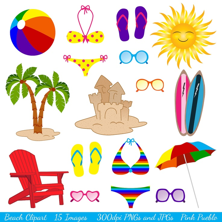 Beach clipart #7, Download drawings