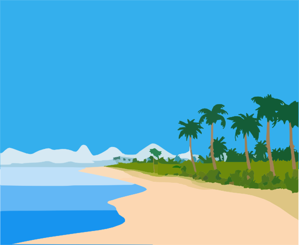 Beach clipart #9, Download drawings