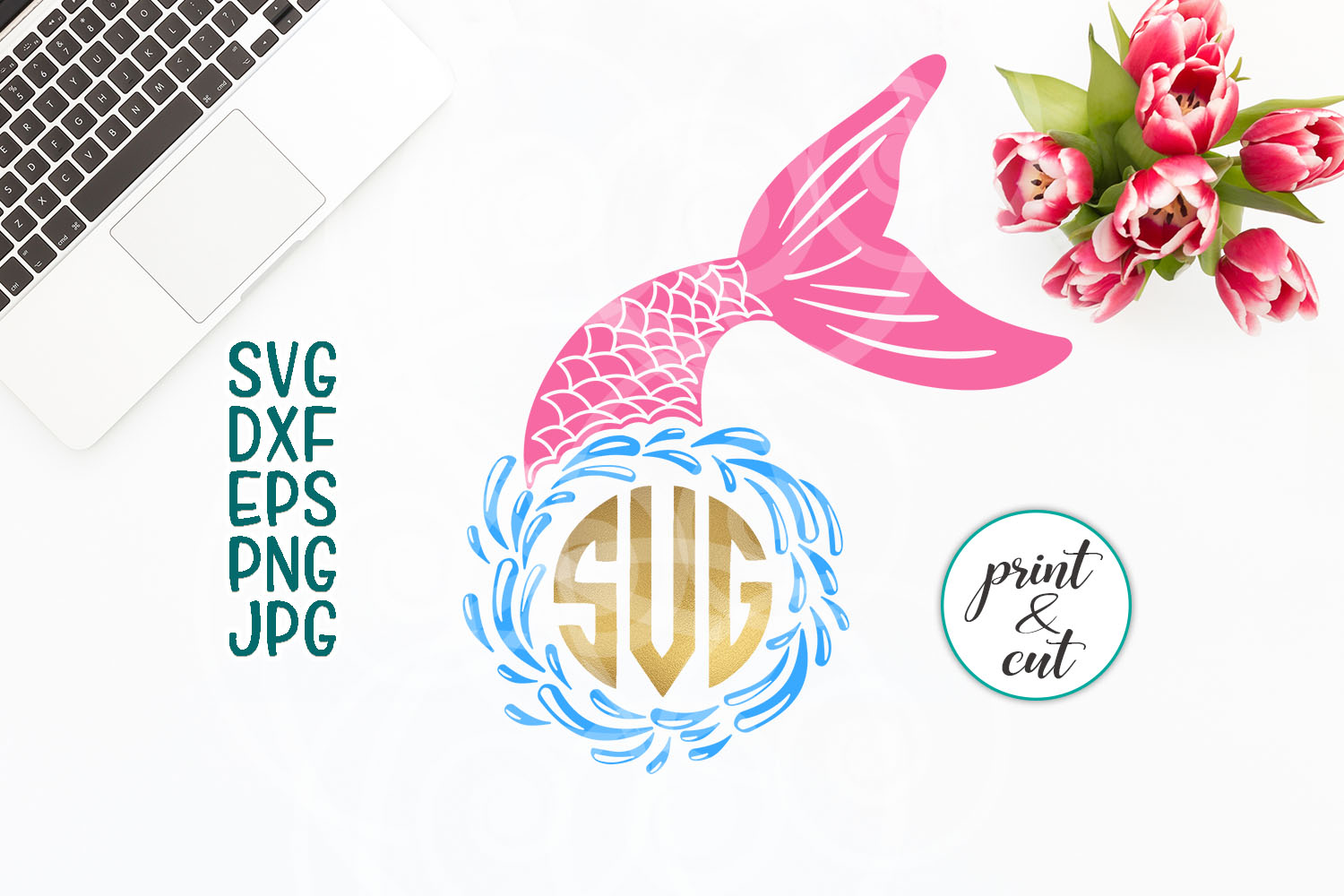 beach monogram svg #1056, Download drawings