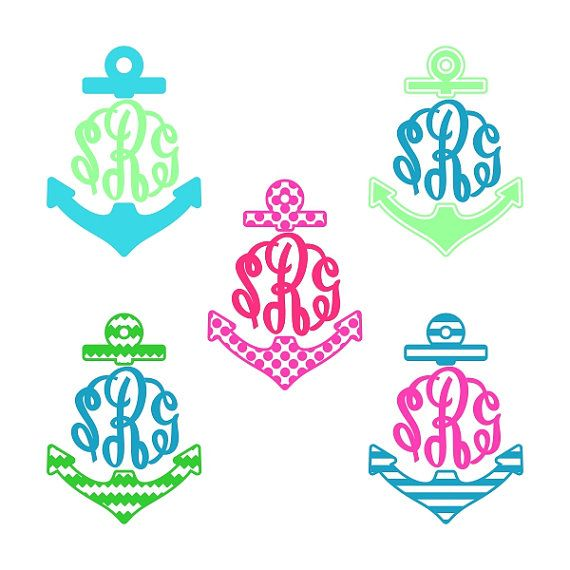 beach monogram svg #1072, Download drawings