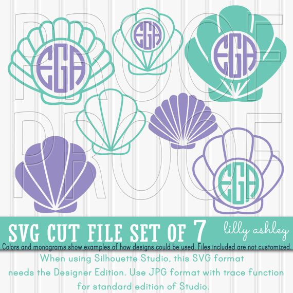 beach monogram svg #1064, Download drawings