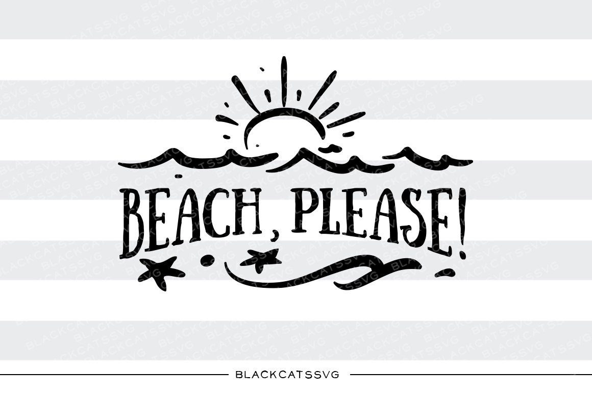beach please svg #1014, Download drawings