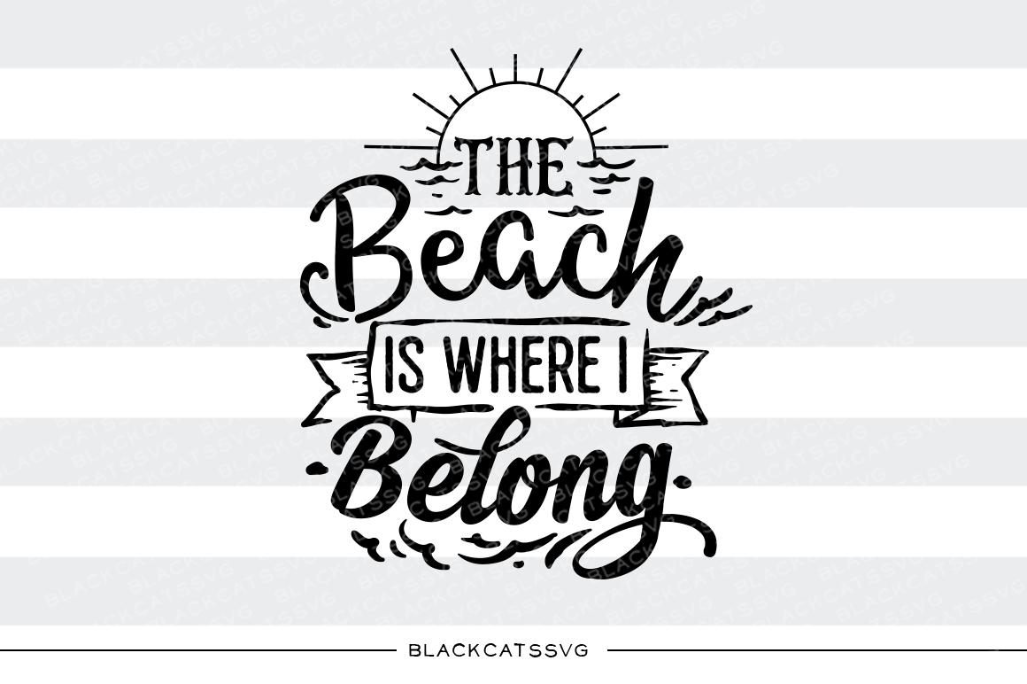 Beach svg #2, Download drawings