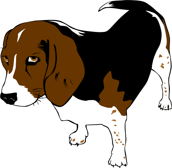 Beagle clipart #12, Download drawings