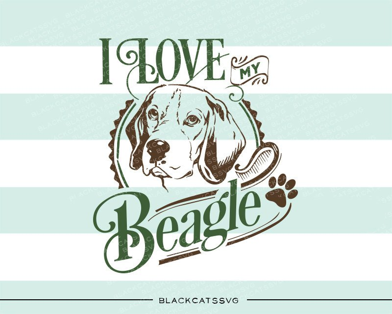 Beagle svg #17, Download drawings