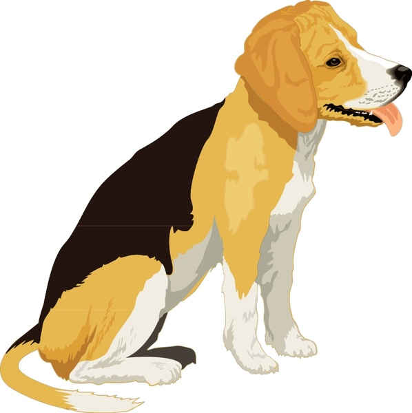 Beagle svg #11, Download drawings