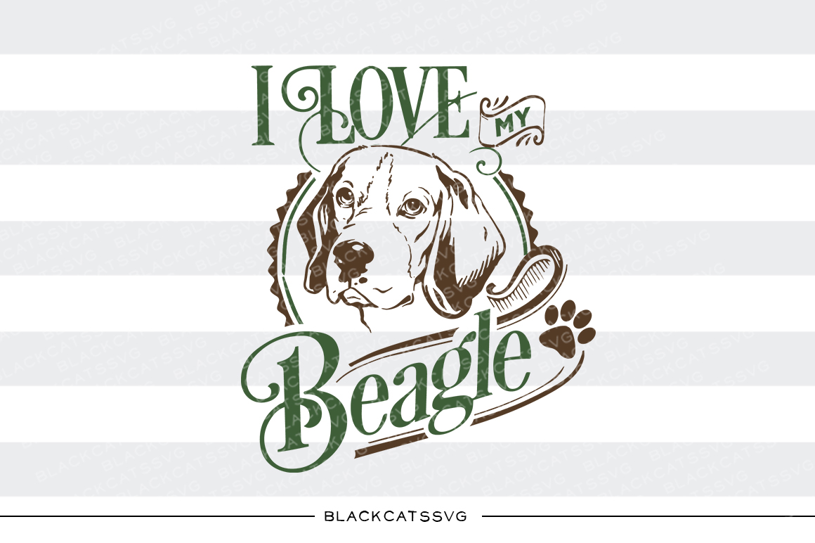 Beagle svg #8, Download drawings