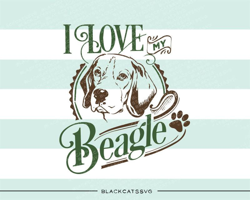 Beagle svg #612, Download drawings