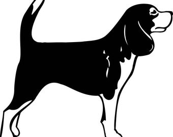 Beagle svg #611, Download drawings