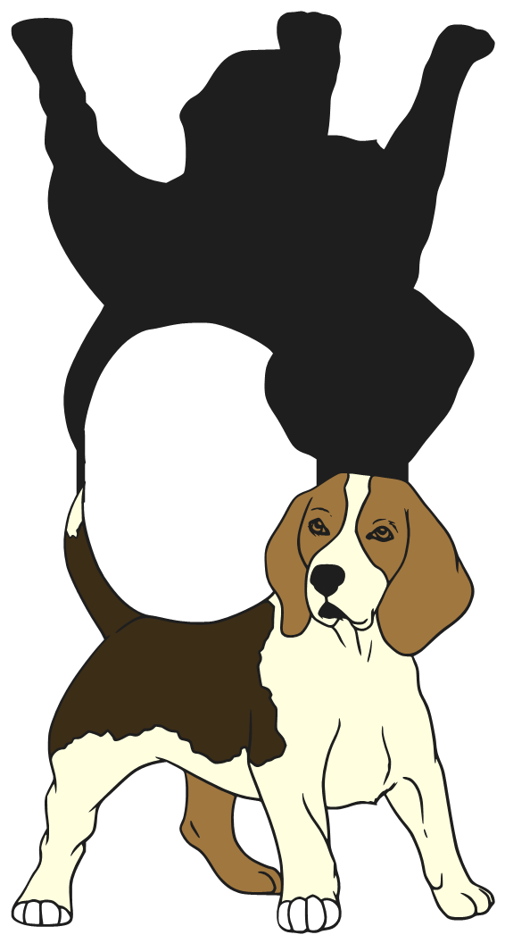 Beagle svg #190, Download drawings