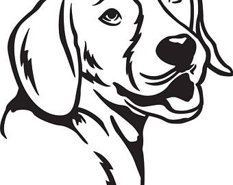 Beagle svg #4, Download drawings