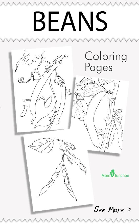 Bean Fairy coloring #18, Download drawings