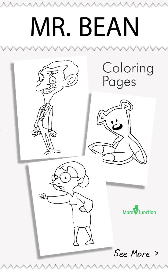Bean Fairy coloring #14, Download drawings