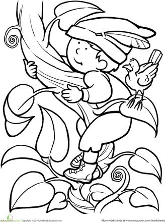 Bean Fairy coloring #11, Download drawings