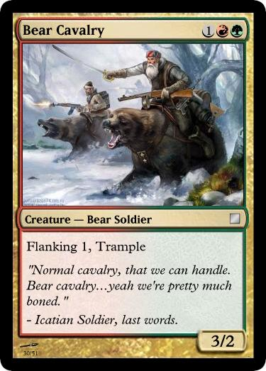 Bear Cavalry coloring #9, Download drawings