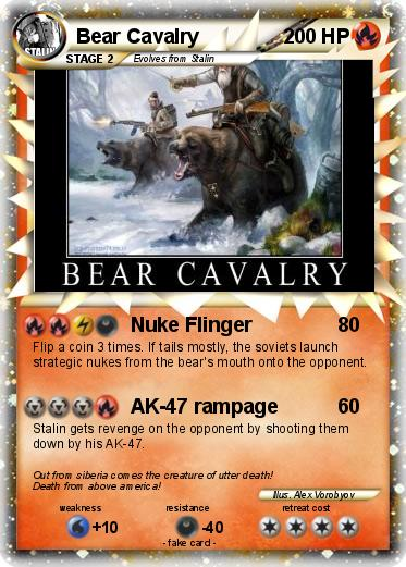 Bear Cavalry coloring #12, Download drawings
