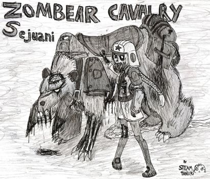 Bear Cavalry coloring #17, Download drawings