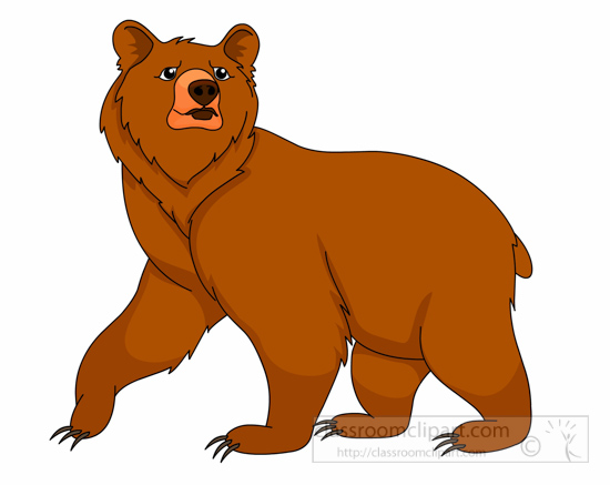 Bear clipart #3, Download drawings
