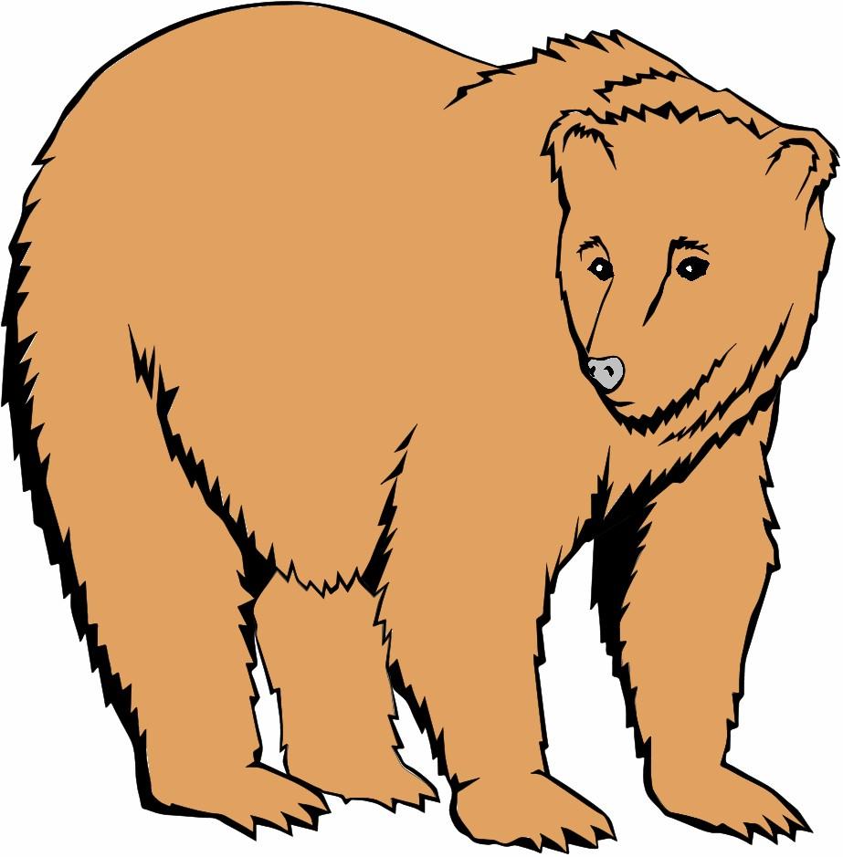 Bear clipart #3, Download drawings