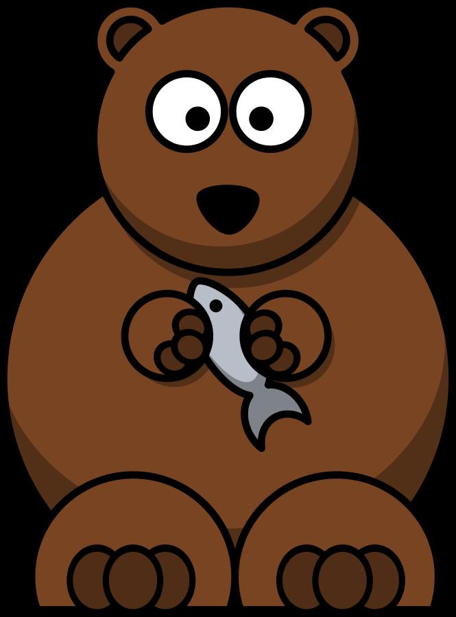 Bear clipart #4, Download drawings