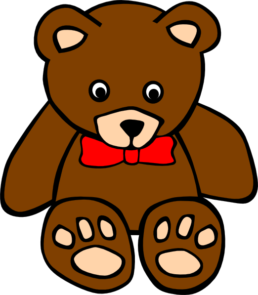 Teddy Bear clipart #2, Download drawings