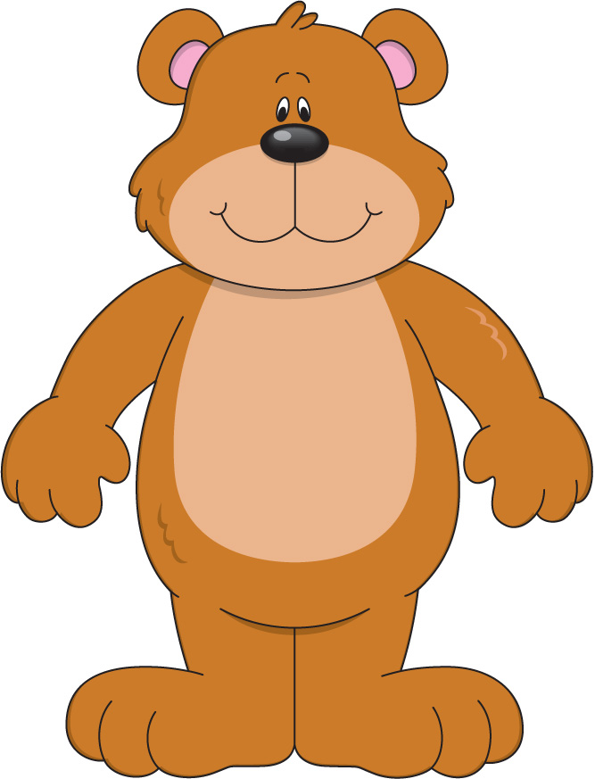 Bear clipart #5, Download drawings