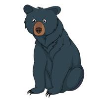 Bear clipart #8, Download drawings