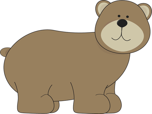 Brown Bear clipart #12, Download drawings