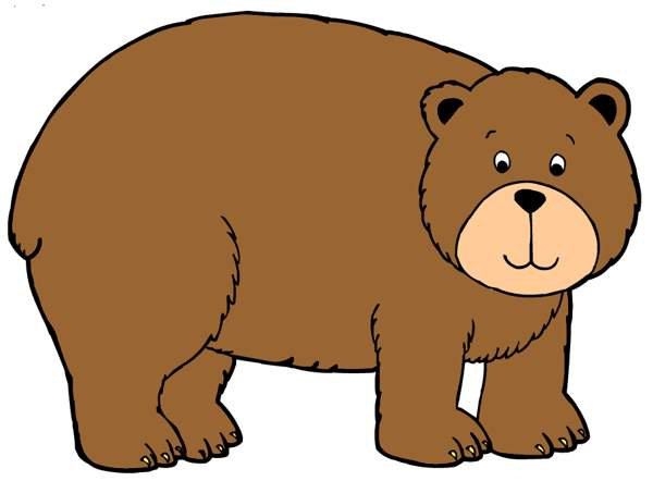 Brown Bear clipart #20, Download drawings