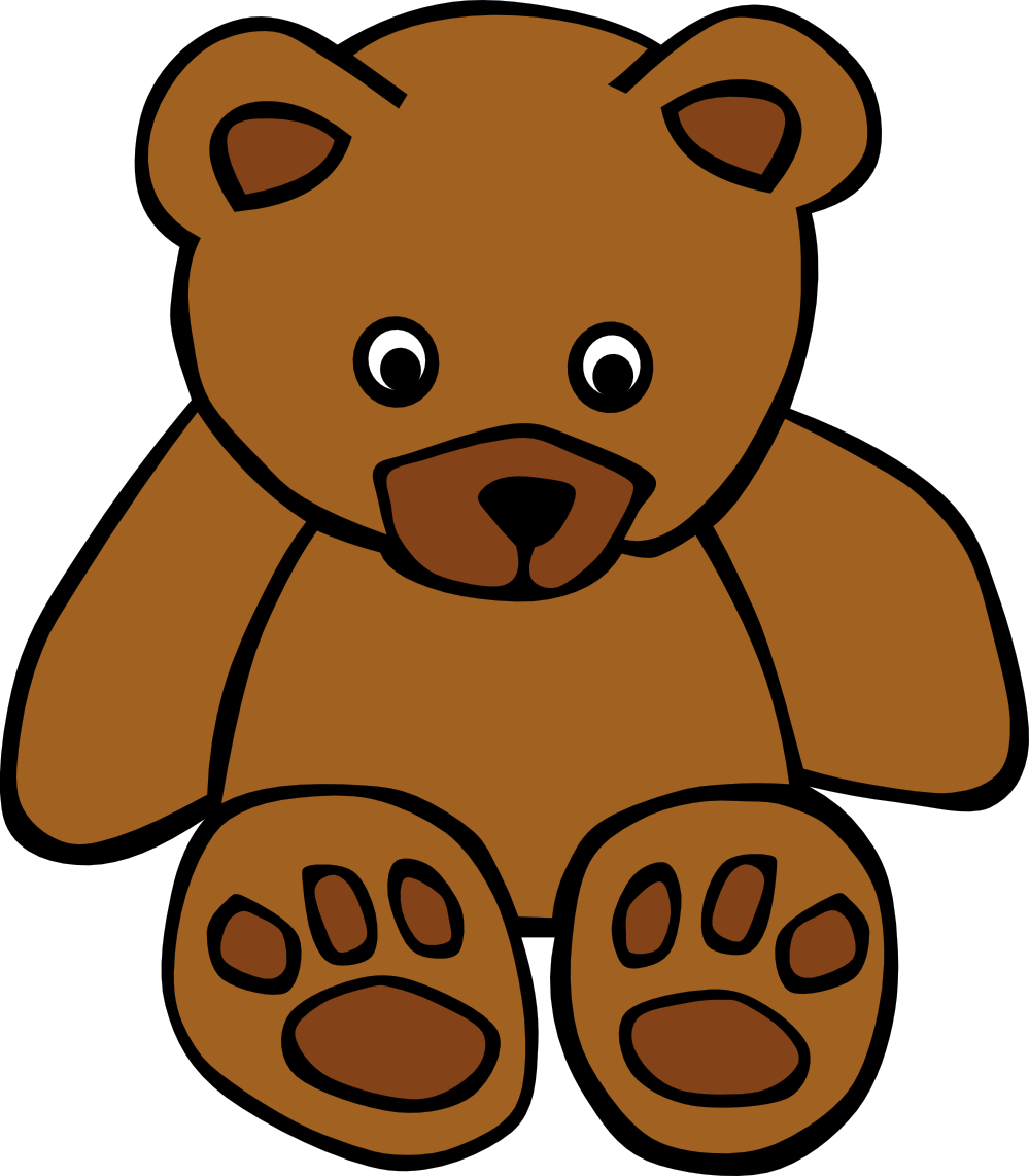 Bear clipart #9, Download drawings