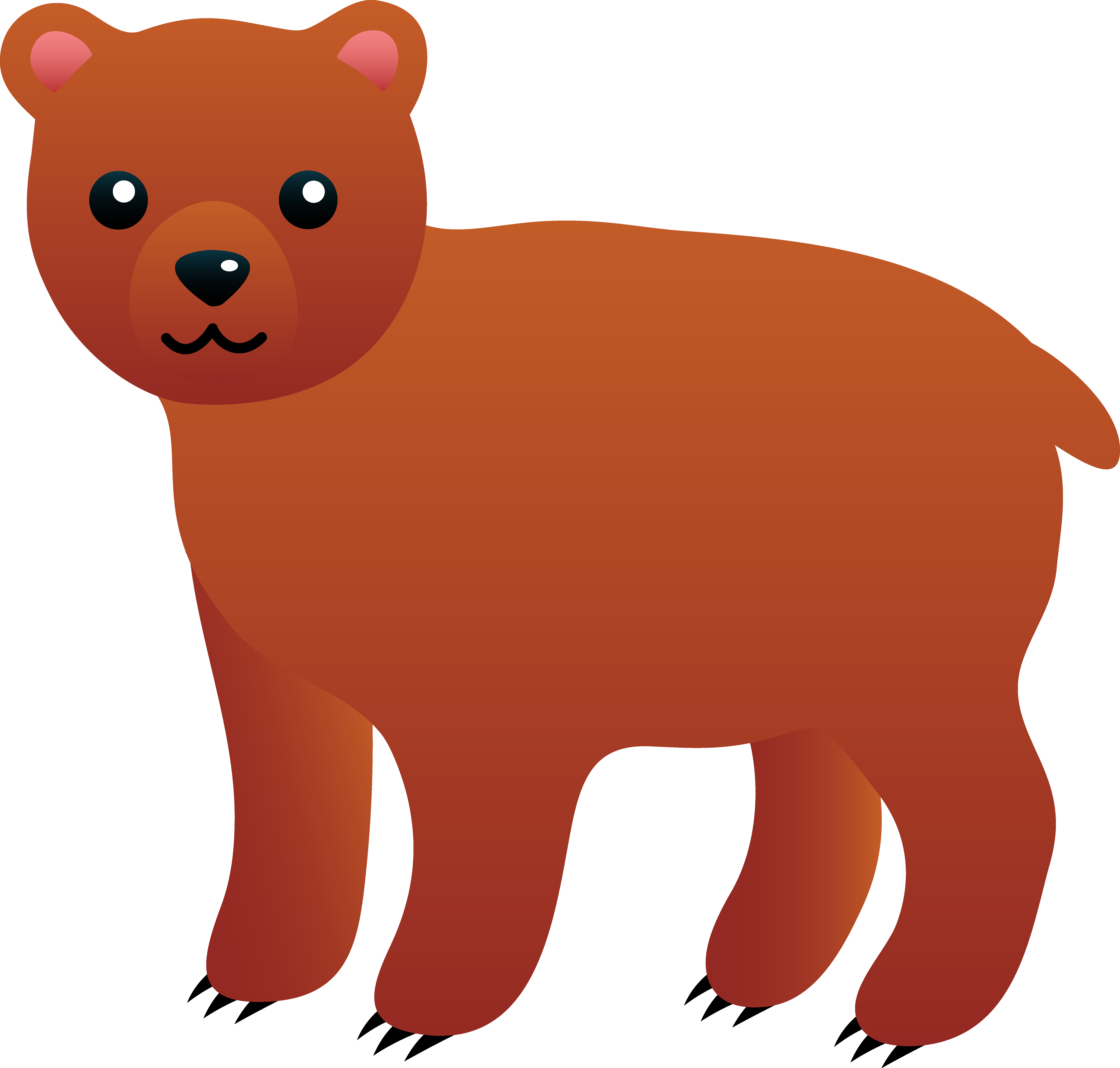 Bear Cub clipart #2, Download drawings