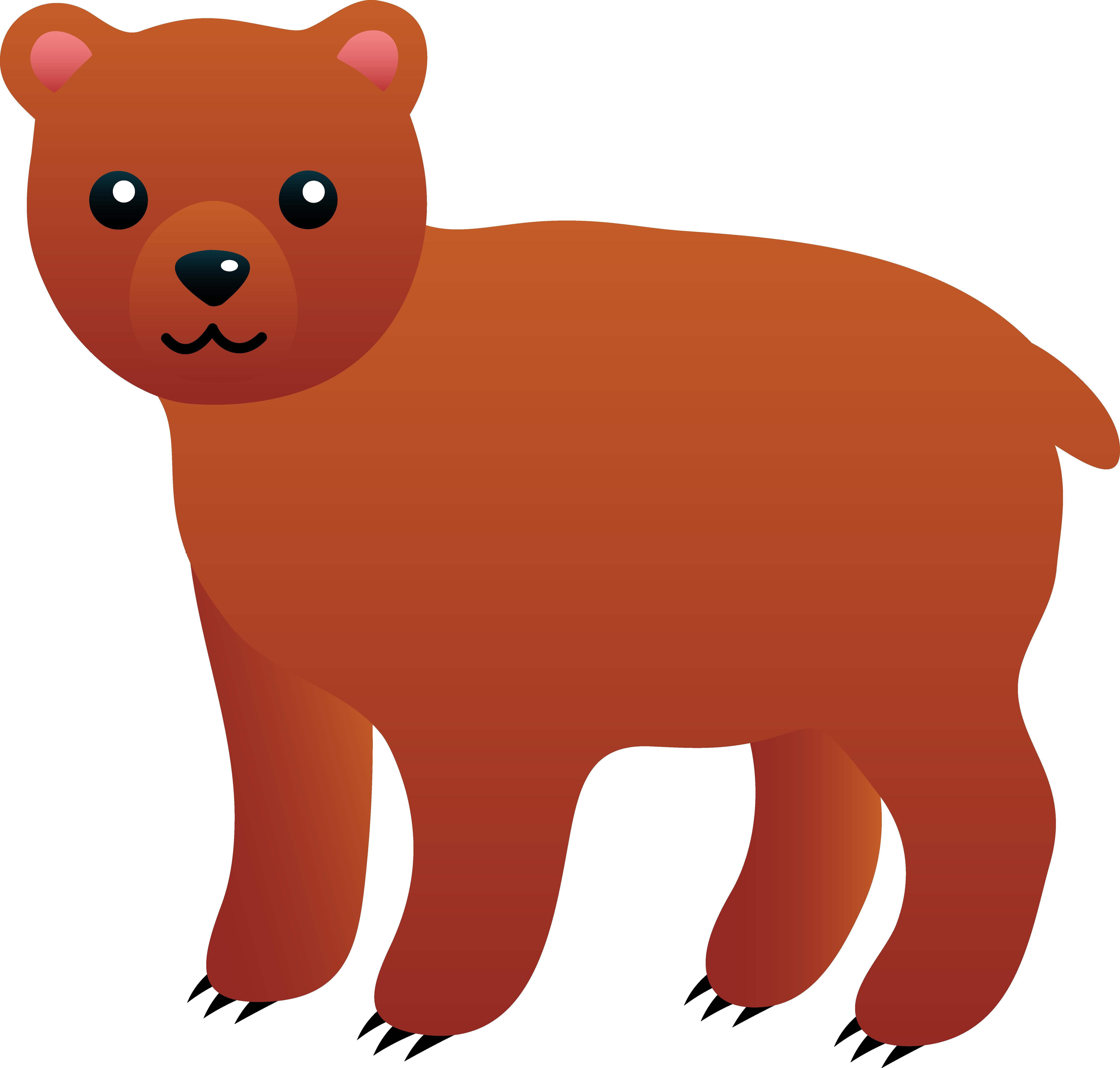 Bear Cub clipart #2, Download drawings