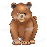 Bear Cub clipart #16, Download drawings