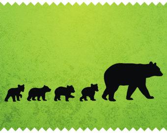 Bear Cub svg #20, Download drawings