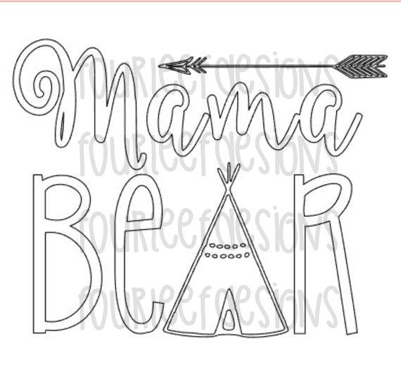 Bear Cub svg #8, Download drawings