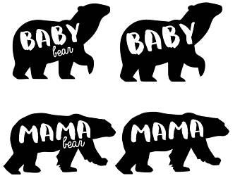 Bear Cub svg #10, Download drawings