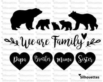 Bear Cub svg #1, Download drawings