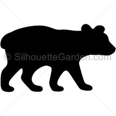 Bear Cub svg #186, Download drawings