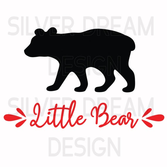 Bear Cub svg #192, Download drawings