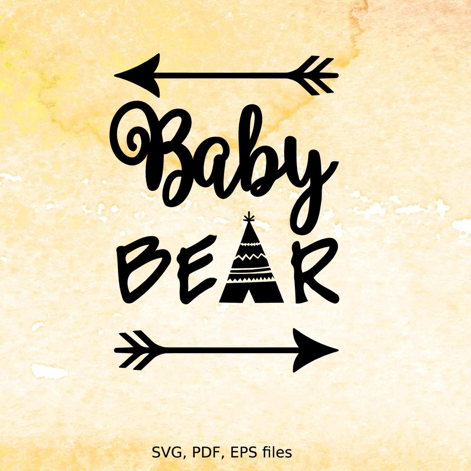 Bear Cub svg #188, Download drawings