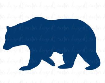 Bear svg #14, Download drawings