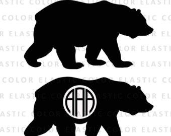 Bear svg #20, Download drawings