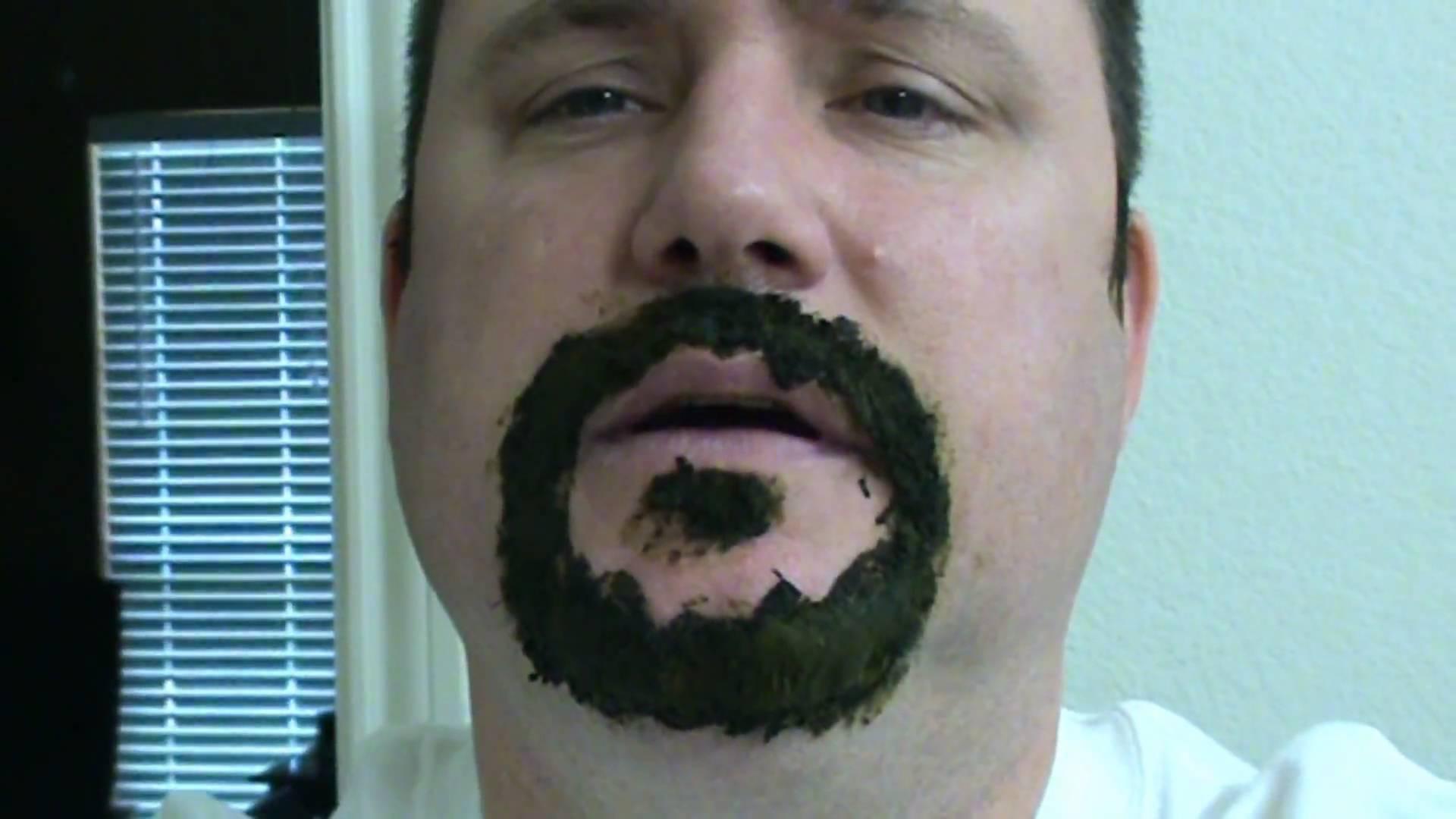 Beard coloring #8, Download drawings