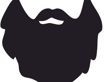 Beard svg #387, Download drawings
