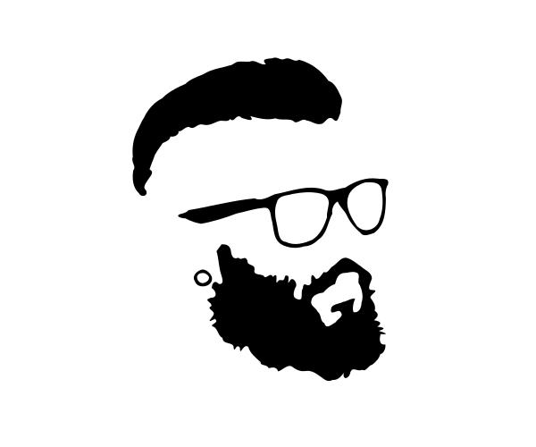 Beard svg #1, Download drawings