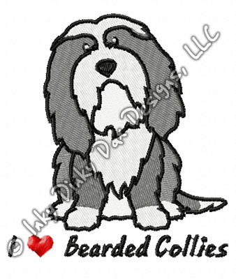 Bearded Collie clipart #5, Download drawings