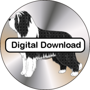 Bearded Collie clipart #8, Download drawings