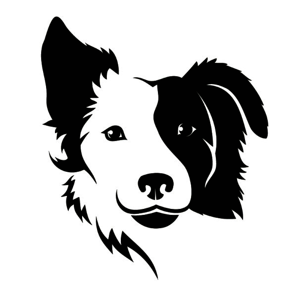 Bearded Collie clipart #4, Download drawings