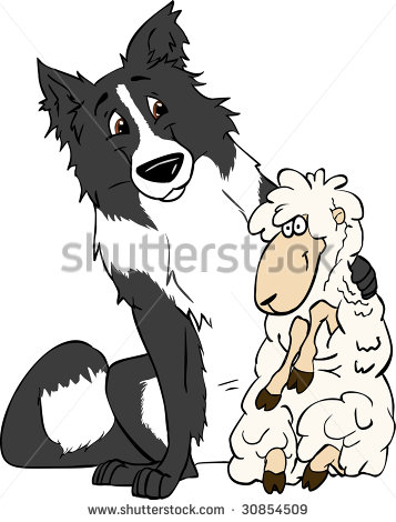 Bearded Collie clipart #13, Download drawings